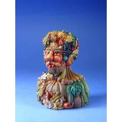 Figurine art mouseion arcimboldo vertumnus (fruit)  ar01 3dMouseion