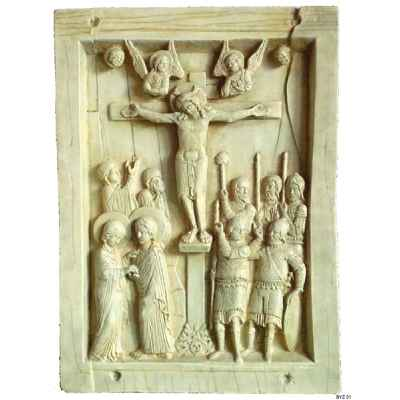 Figurine art mouseion byzantium tablet  byz01 3dMouseion