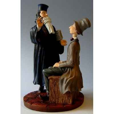 Figurine art mouseion daumier avocat  hd06 3dMouseion