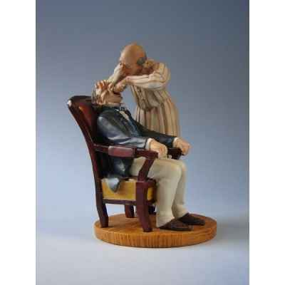Figurine art mouseion daumier dentist  hd01 3dMouseion