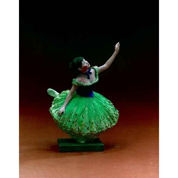 Figurine art mouseion degas danseuse verte  de01 3dMouseion