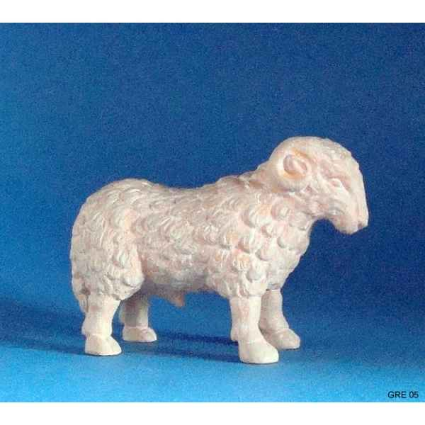 Figurine art mouseion greek ram  gre05 3dMouseion