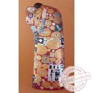 Figurine art mouseion klimt fulfilment large  kl31 3dMouseion