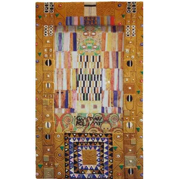 Figurine art mouseion klimt photo frame  kl33 3dMouseion