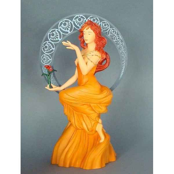 Figurine art mouseion mucha muse  muc01 3dMouseion