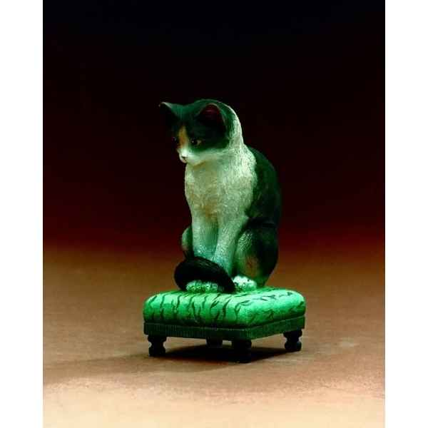 Figurine art mouseion ronner knip kattenkwaad 1890  rk01 3dMouseion