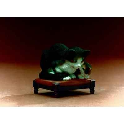 Figurine art mouseion ronner knip oplettende moeder 1887  rk05 3dMouseion