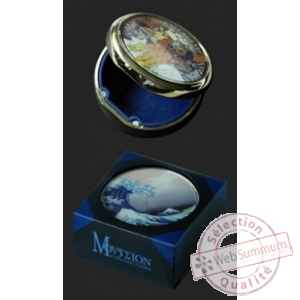 Petite boite art the girl with the pearl earring de vermeer 3dMouseion -P07VER