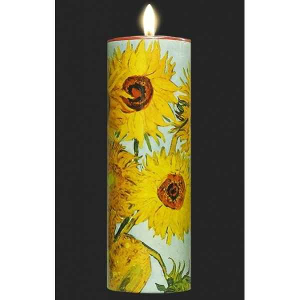 Photphore art tournesols de van gogh 3dMouseion -TC01GO