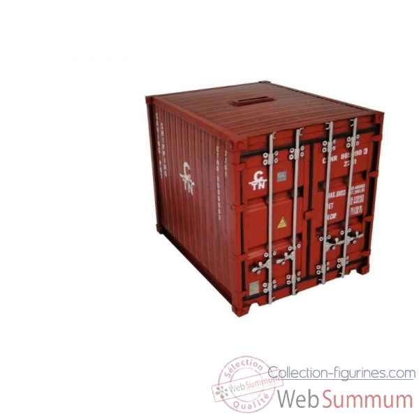 Tirelire container Antic Line -SEB13424