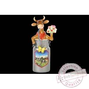 Figurine Vache 20cm dairy queen Art in the City 84145