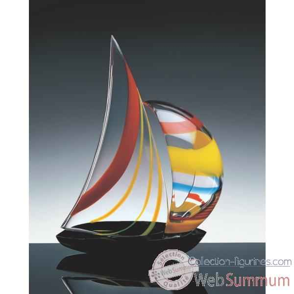 Objet en verre de murano collection figurines - Boutique verre de murano ...