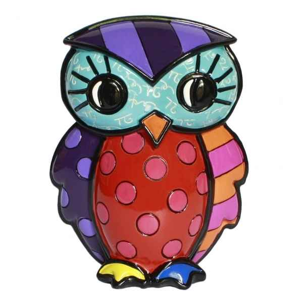 Fig.owl blue head Britto Romero -B333368