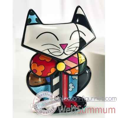 Figurine chat sam edition limitee Britto Romero -339025