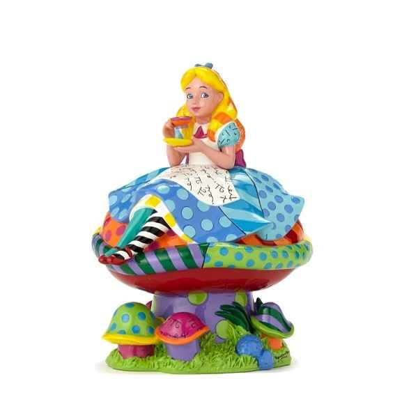 Figurine disney by britto alice in wonderland Britto Romero -4049693