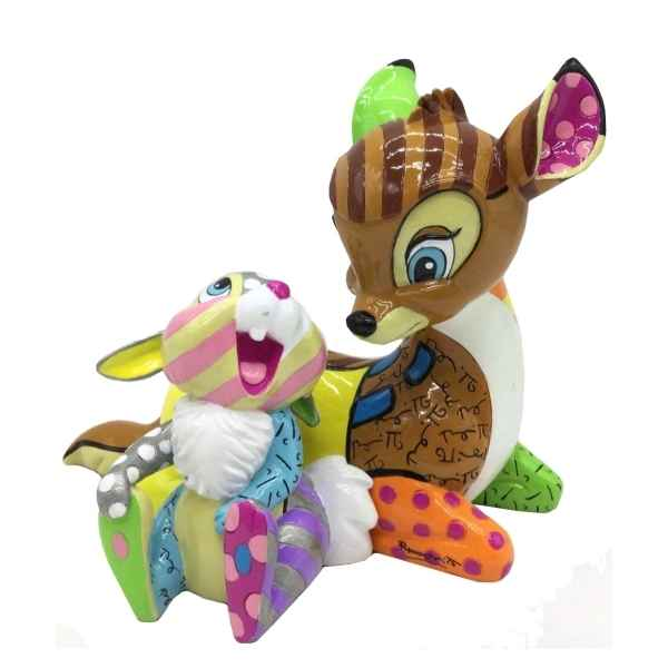Figurine disney by britto bambi and thumper figurine Britto Romero -4055230