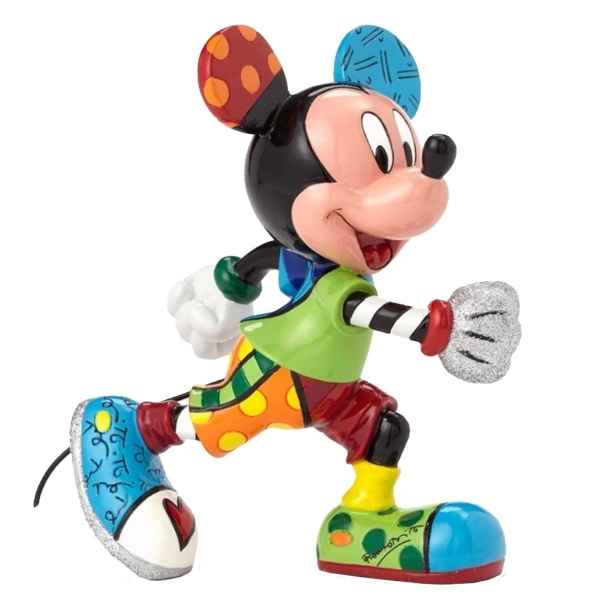 Figurine disney by britto mickey mouse track Britto Romero -4052556