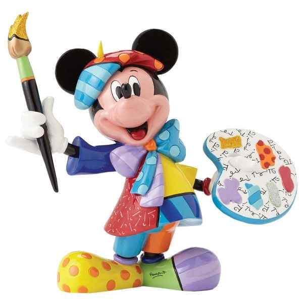 Figurine disney by britto painter mickey mouse Britto Romero -4055227