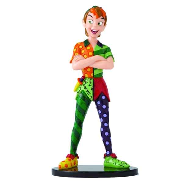 Figurine disney by britto peter pan figurine Britto Romero -4056846