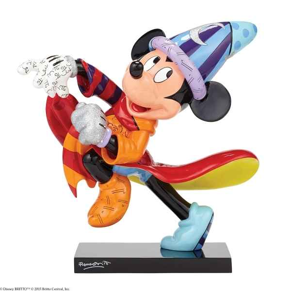 Figurine disney by britto sorcerer mickey Britto Romero -4046357