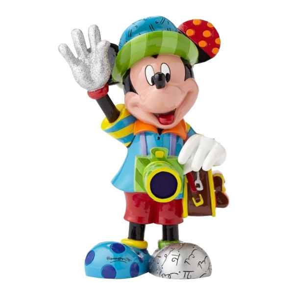 Figurine disney by britto tourist mickey Britto Romero -4052552