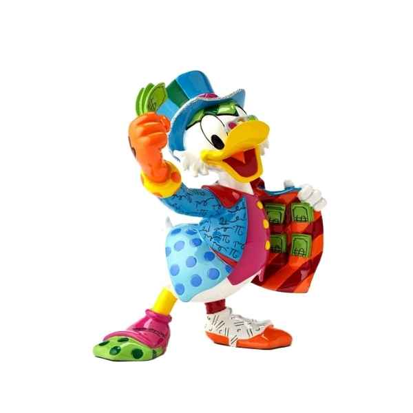 Figurine disney by britto uncle scrooge Britto Romero -4051800