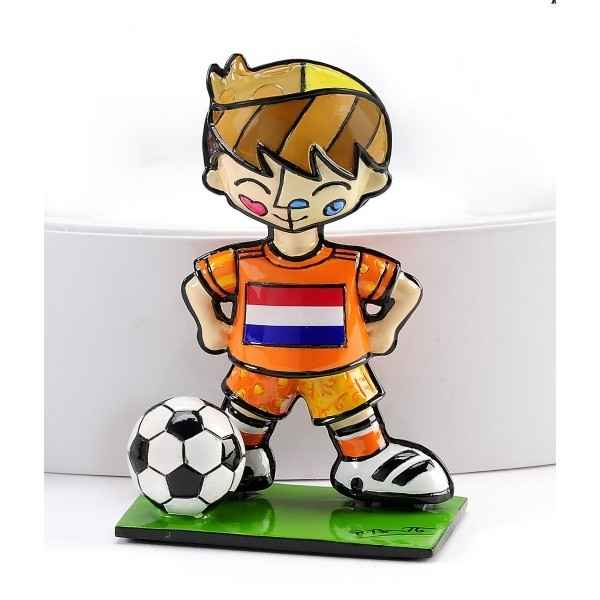 Football coupe du monde hollande Britto Romero -B333129