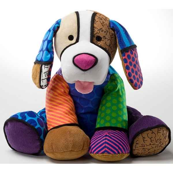 Lot 3 pablo mini peluche britto romero le chien Britto Romero -4024561