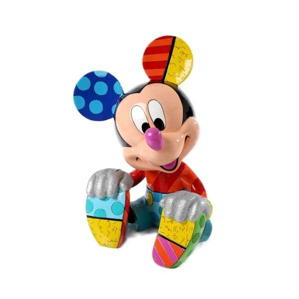 Mickey mouse big edition limitee a 1000 disney par britto Britto Romero -4038474