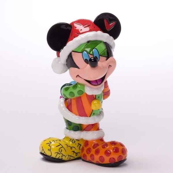 Mickey mouse mini figurine noel britto romero disney Britto Romero -4027899