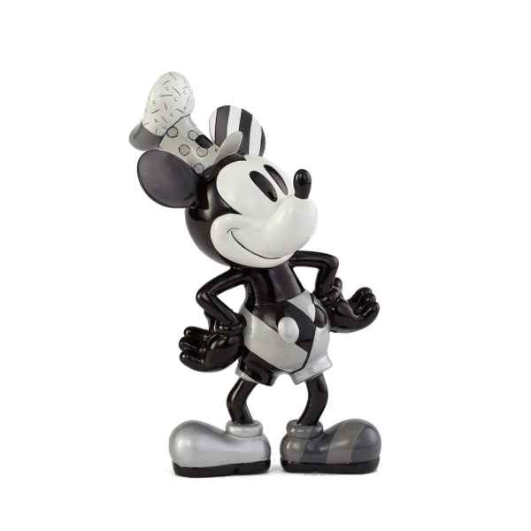 Mickey steamboat willie figuine disney par britto Britto Romero -4039137