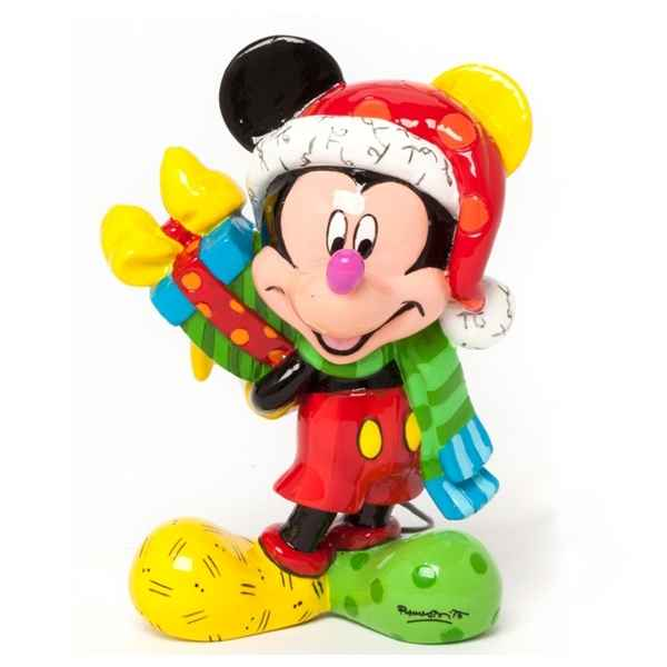 Mickey with present disney par britto Britto Romero -4039144
