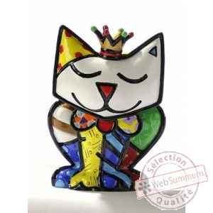 Mini figurine chat princesse Britto Romero -331390