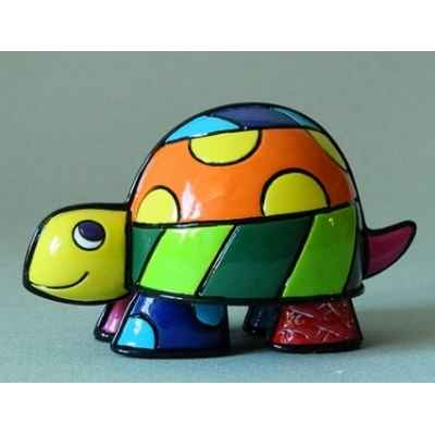 Mini figurine tortue 2 britto romero -b334315