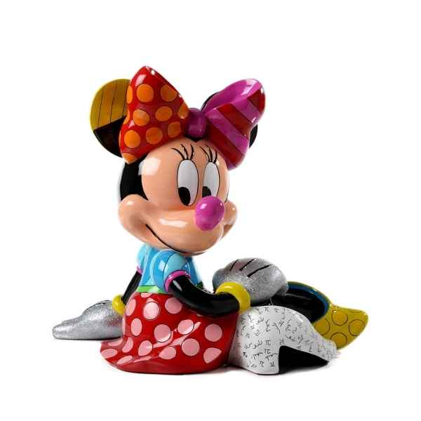Minnie mouse big edition limitee a 1000 disney par britto Britto Romero -4038475