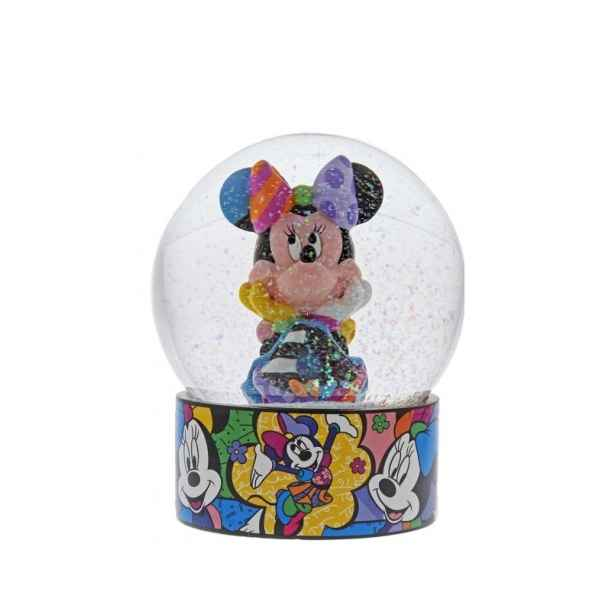 Figurine Minnie mouse waterball disney britto collection -6003350