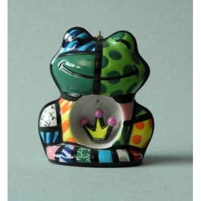 Ornament grenouille Britto Romero -BW22005