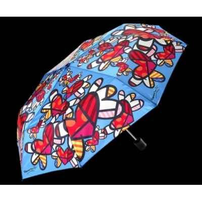 Parapluie flying heart britto romero -b334144
