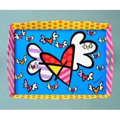Plateau flying heart Britto Romero -B334118