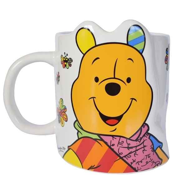 Pooh Winnie l\'ourson mug disney britto collection -6002650