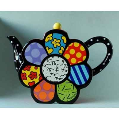 Theiere flower Britto Romero -B334409