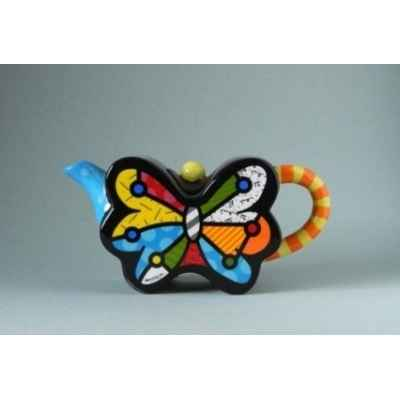 Theiere mini papillon Britto Romero -B331822