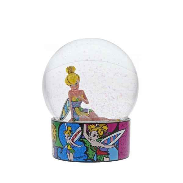 Figurine Tinker bell waterball disney britto collection -6003351