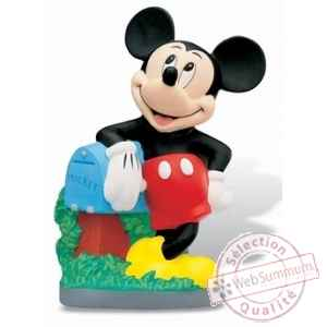 Disney tirelire mickey mouse 23 cm Bullyland -bula15209