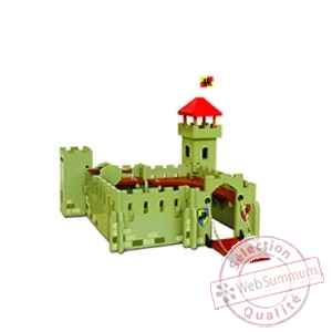 Bullyland figurine world chateau fort 50 cm -BULA80505
