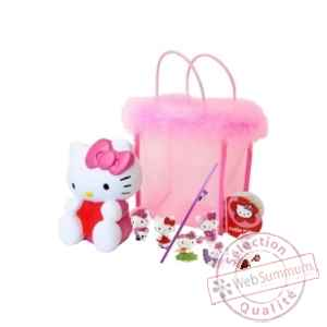 Hello kitty pack cadeau Bullyland -BULA53434
