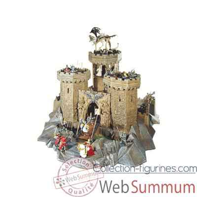 Figurine le chateau fort complet -59002