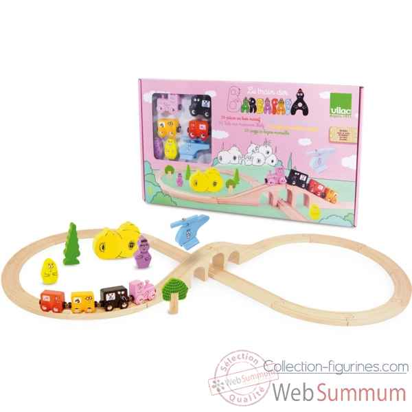 Circuit train Barbapapa Vilac-5821