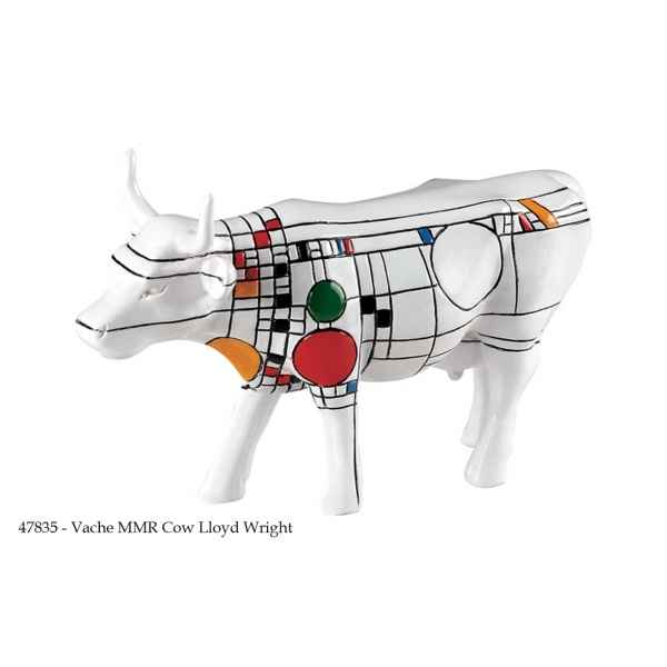 Vache cow lloyd wright mmr CowParade 47835