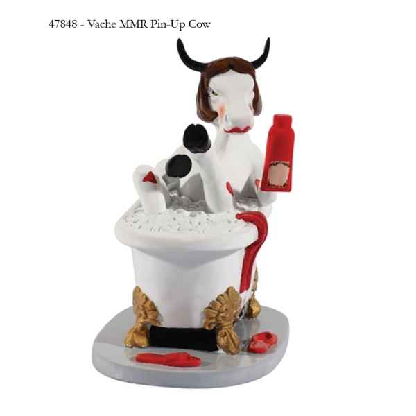 Vache mmr pin-up cow resine mm CowParade -47848